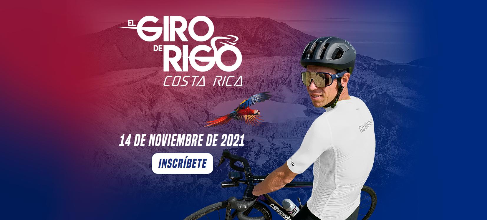 El Giro de Rigo, edición Costa Rica