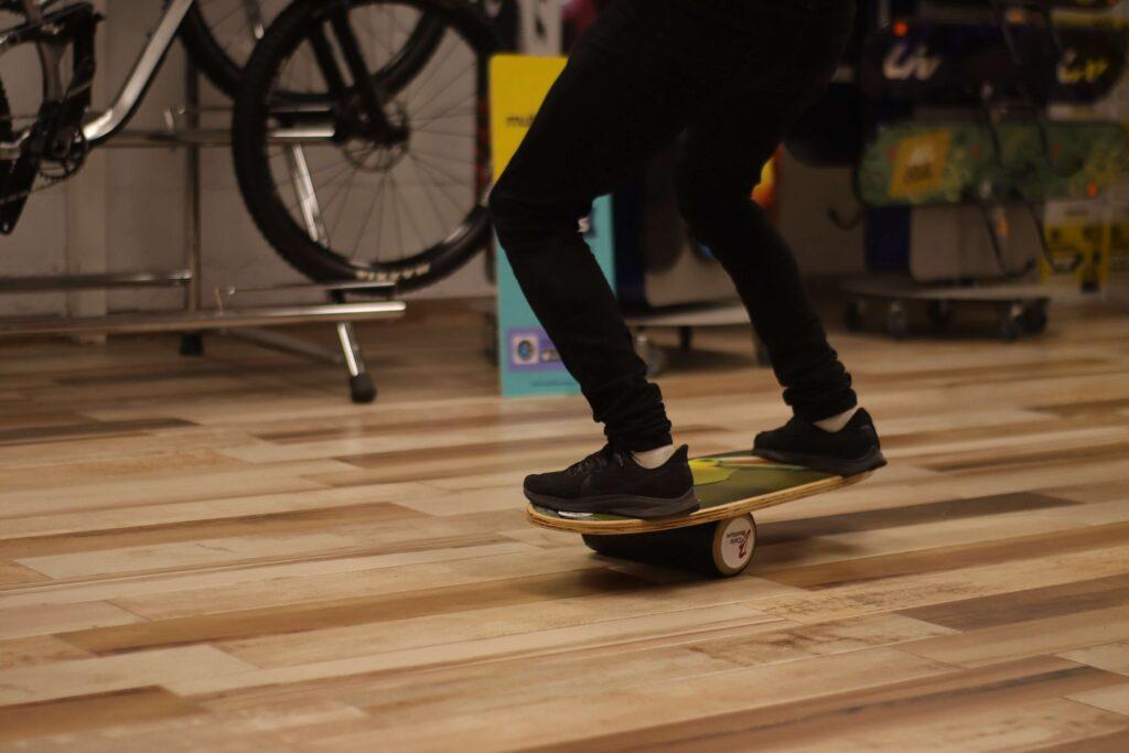 Balance Board en Ciclo Boutique